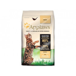 APPLAWS Dry Cat Chicken...